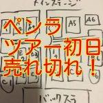 HEY! SAY!JUMP! コンサート 2016年 大阪城ホール 初日からペンライト売れ切れって!